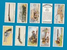 Tobacco cigarette cards set B Past & Present series B Weapons of War 193